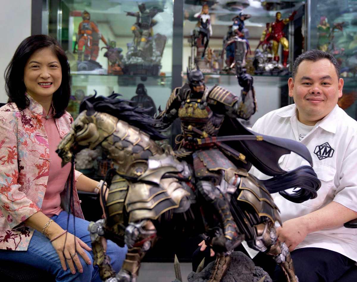 Heliconia-backed XM Studios raises $4.5 mil through tokenised offering on ADDX - THE EDGE SINGAPORE