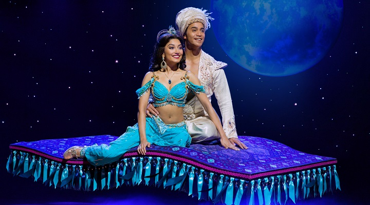 An unforgettable journey into Agrabah