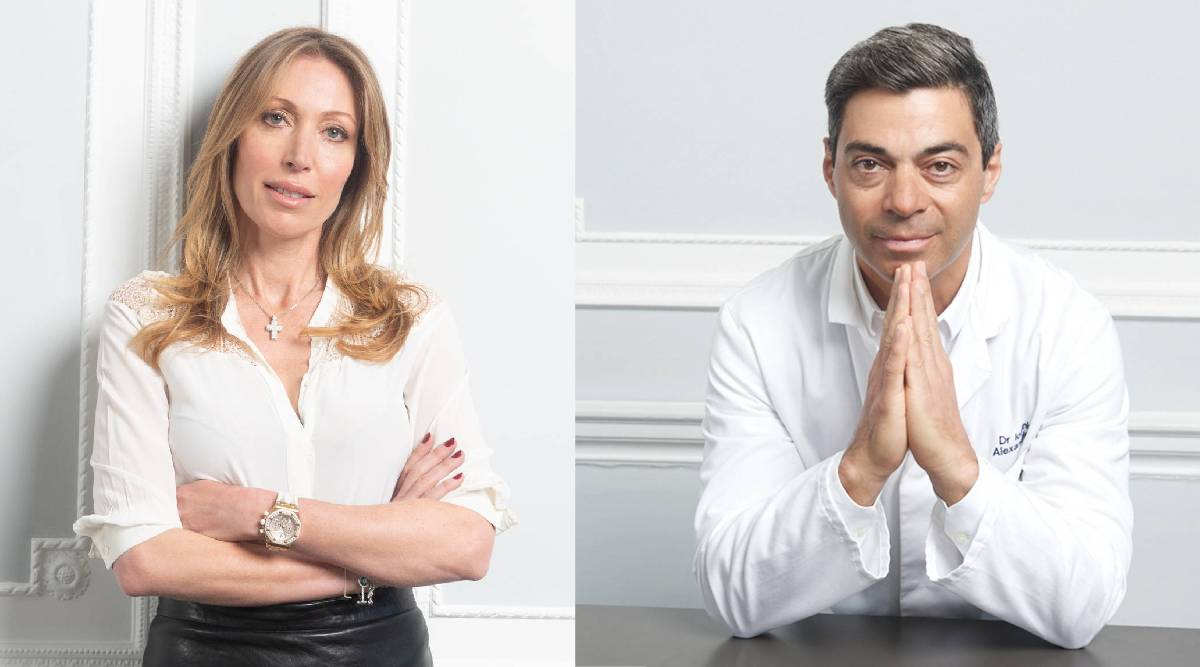Plastic surgeon and founder of 111Skin Dr Yannis Alexandrides reveals the latest skincare trends