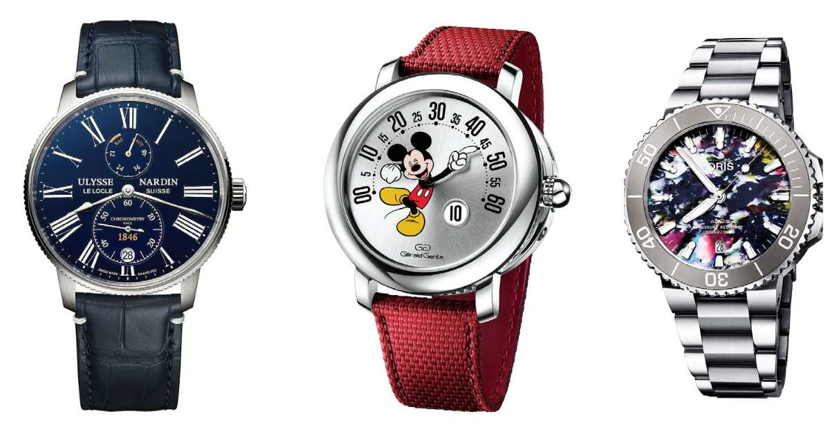 Top picks from the 2021 Geneva Watch Days - THE EDGE SINGAPORE