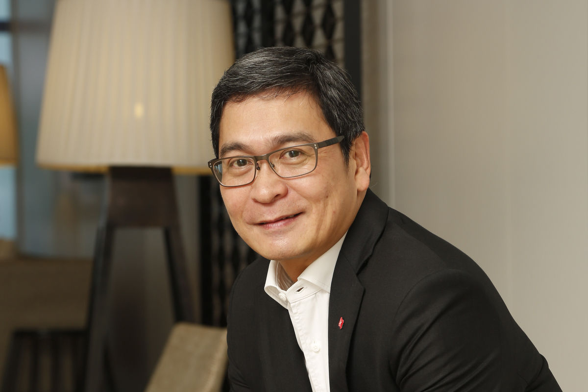 DBS chief information officer Jimmy Ng is more than just 'coder in chief' - THE EDGE SINGAPORE
