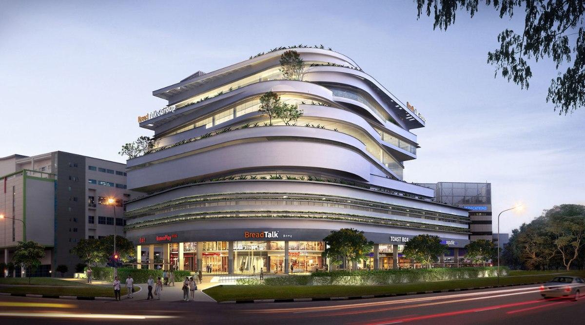 Lian Beng-led consortium buys BreadTalk HQ for $118 mil