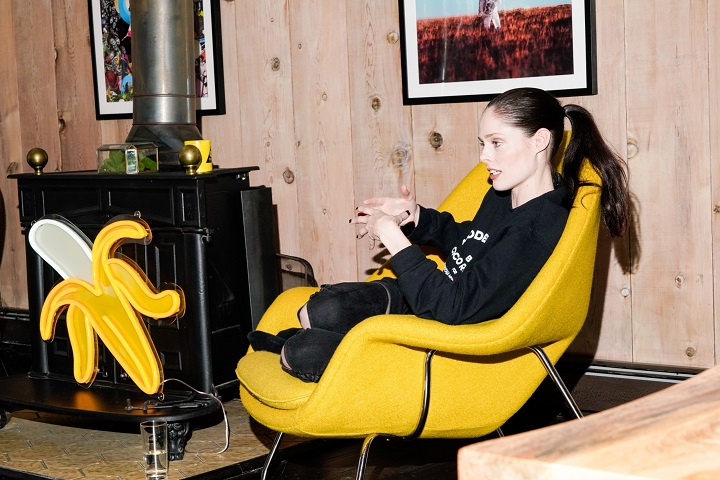 Coco Rocha shares her views on a post-pandemic fashion industry