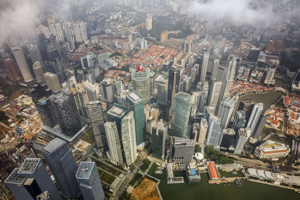 STI surged 9.1% y-t-d, outperforming the region - THE EDGE SINGAPORE