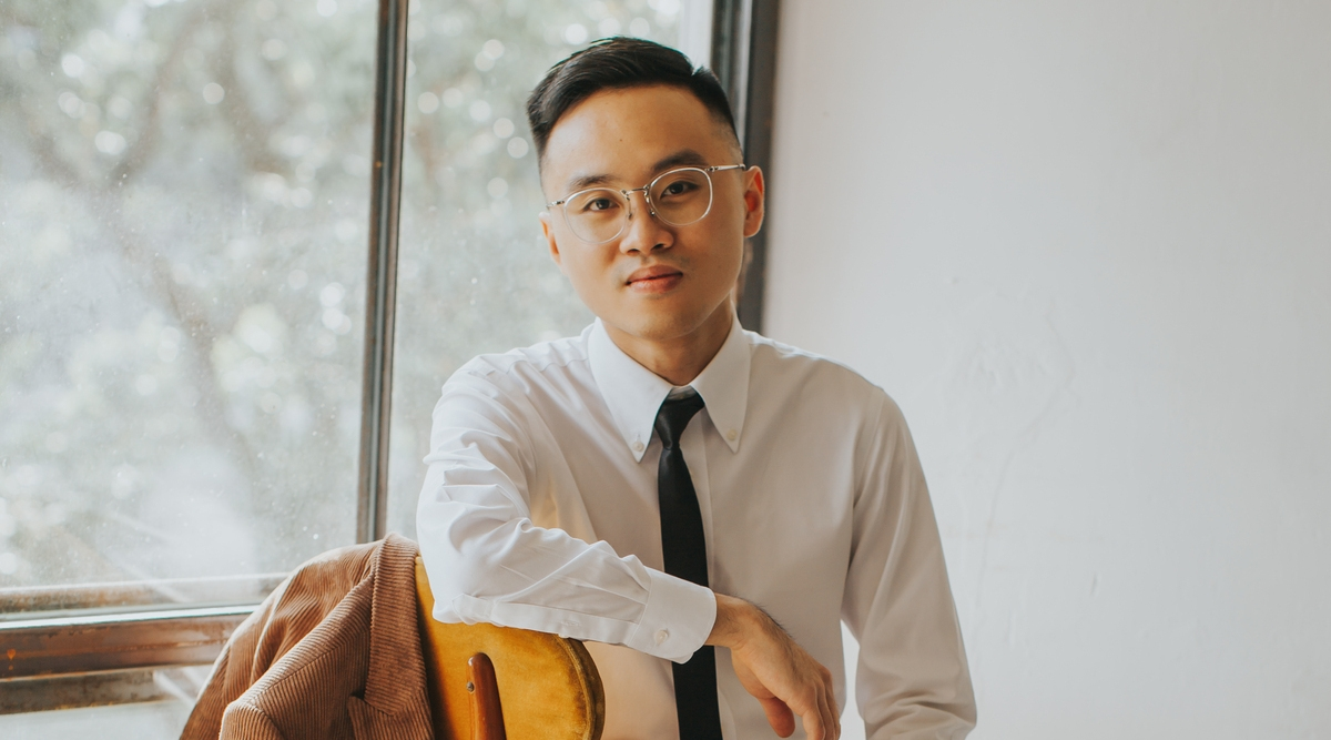Get to know Singapore's youngest head sommelier: Marcus Chen from Lucali BYGB  - THE EDGE SINGAPORE
