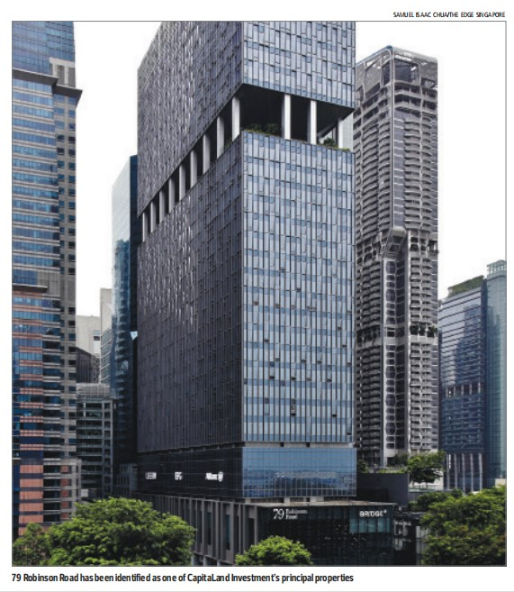 For successful S-REIT model, CapitaLand Investment may need to stay a hybrid - THE EDGE SINGAPORE