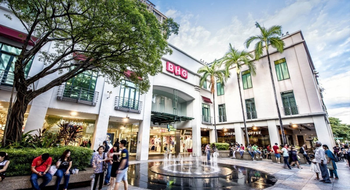 Singapore's August retail sales falls 2.8% y-o-y, first decline in months - THE EDGE SINGAPORE
