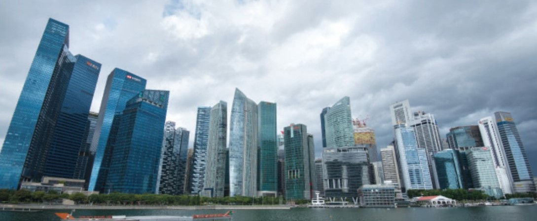 Battered blue chips show signs of life as STI rallies - THE EDGE SINGAPORE