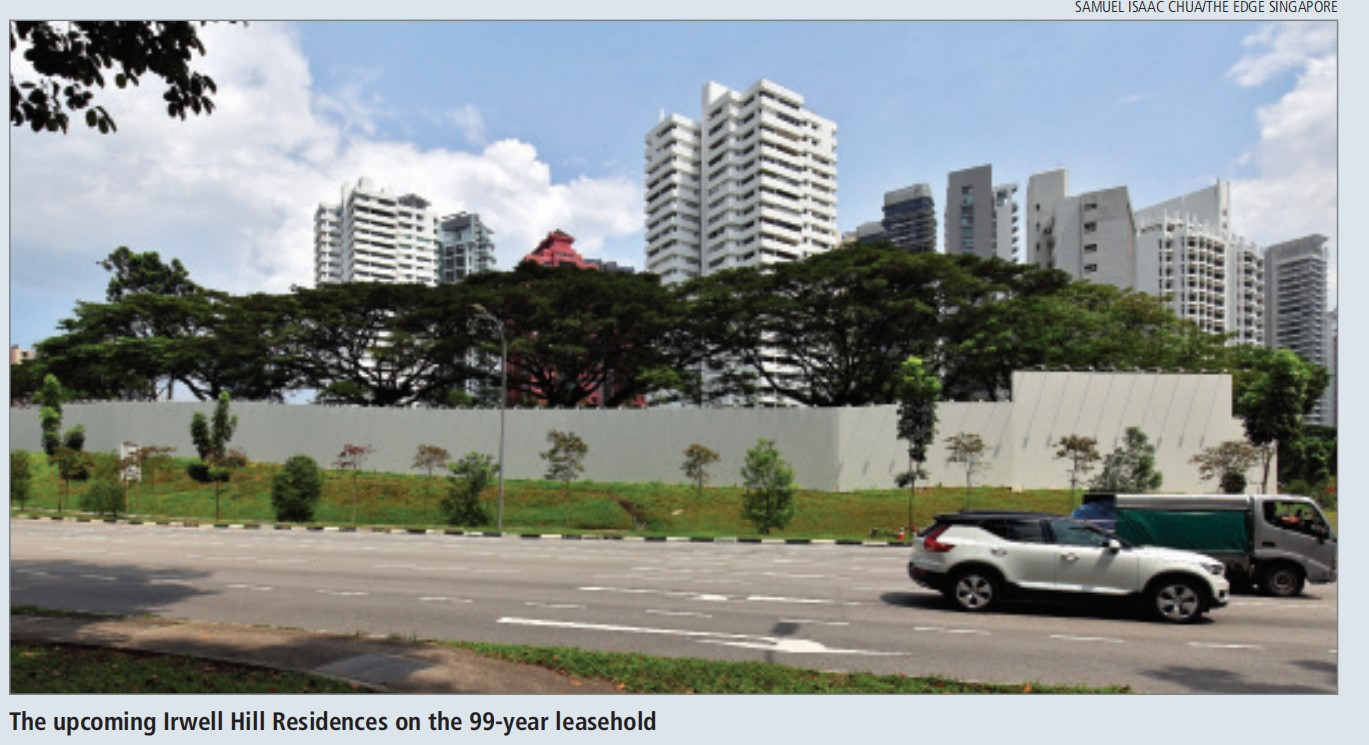 'Proxy to Singapore' to continue land banking - THE EDGE SINGAPORE