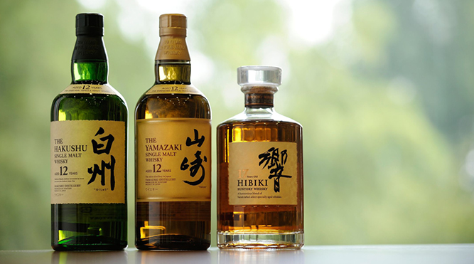 What exactly is  'Japanese whiskey'?