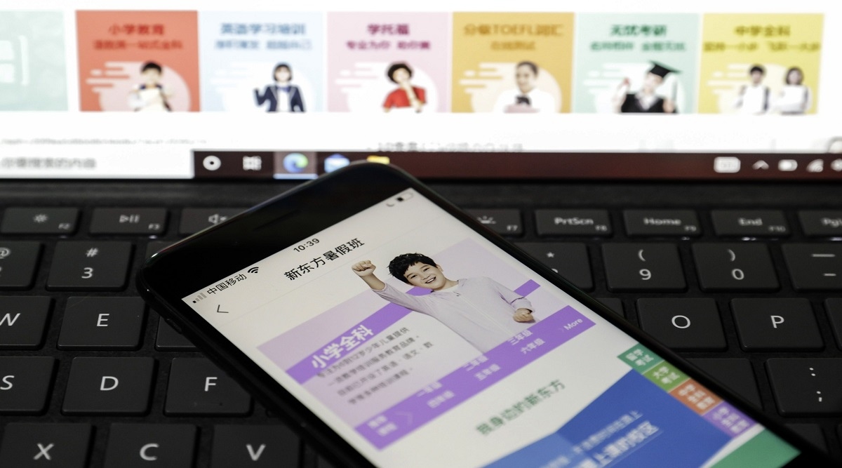 New Oriental Education leads rebound of Chinese tech stocks following inclusion in global portfolio - THE EDGE SINGAPORE