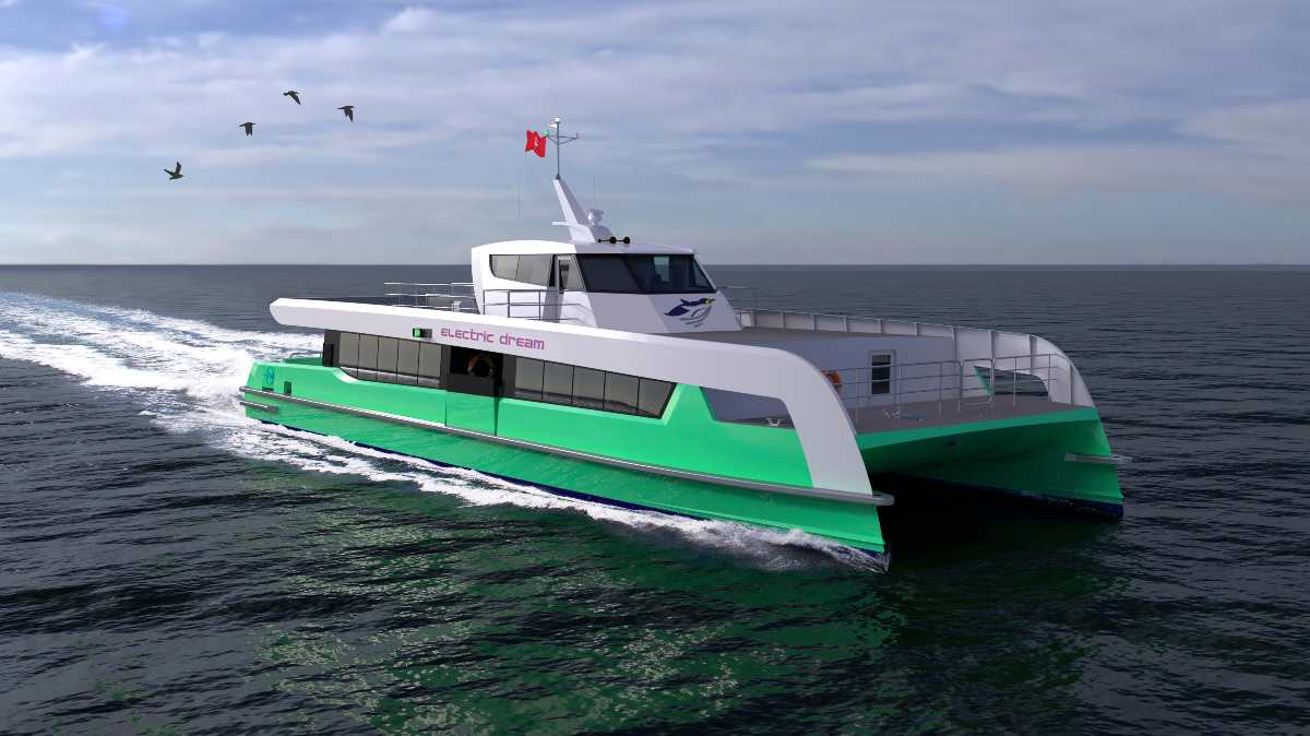 Shell awards Penguin International electric ferries contract - THE EDGE SINGAPORE