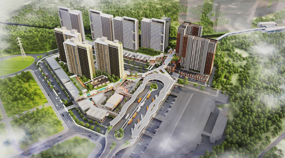 Surbana Jurong, Mitsubishi and Sinarmas Land to jointly develop Jakarta transport complex - THE EDGE SINGAPORE