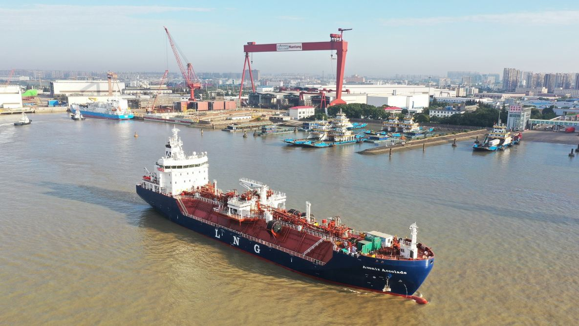 Keppel O&M delivers second LNG carrier to Avenir LNG - THE EDGE SINGAPORE