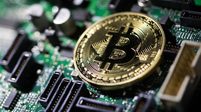 JPMorgan says investors could make Bitcoin 1% of portfolios - THE EDGE SINGAPORE