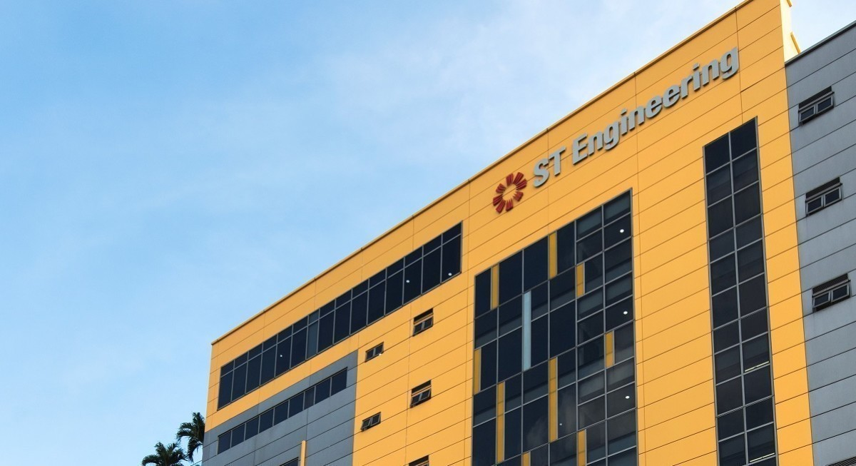 UOB Kay Hian upgrades ST Engineering to 'buy' on lower share price and new order wins