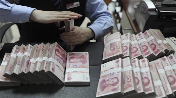 China's stock market a 'sleeping dragon'