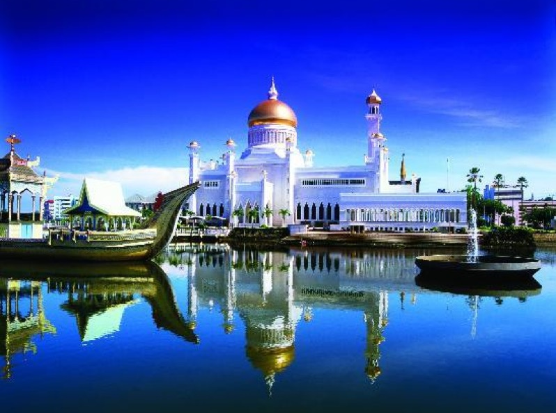 Credit: Brunei Tourism