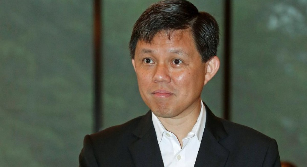 Association of Banks in Singapore to develop code of best practices to strengthen commodity financing standards in Singapore: Chan Chun Sing