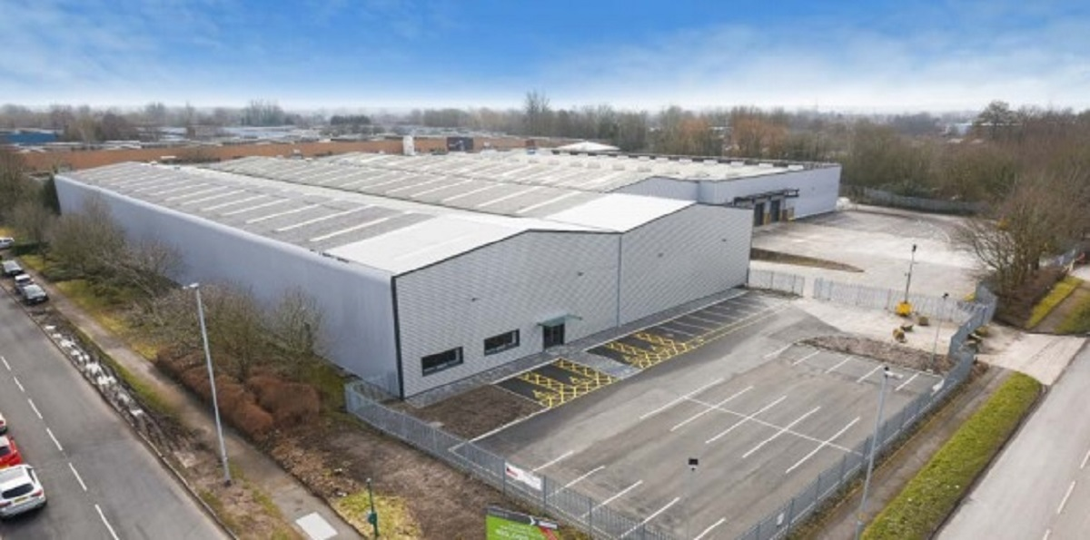 Cromwell European REIT enters UK with acquisition of logistics asset for GBP10 mil - THE EDGE SINGAPORE