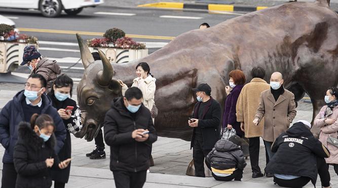 China tech stocks to steal the show: Indosuez - THE EDGE SINGAPORE