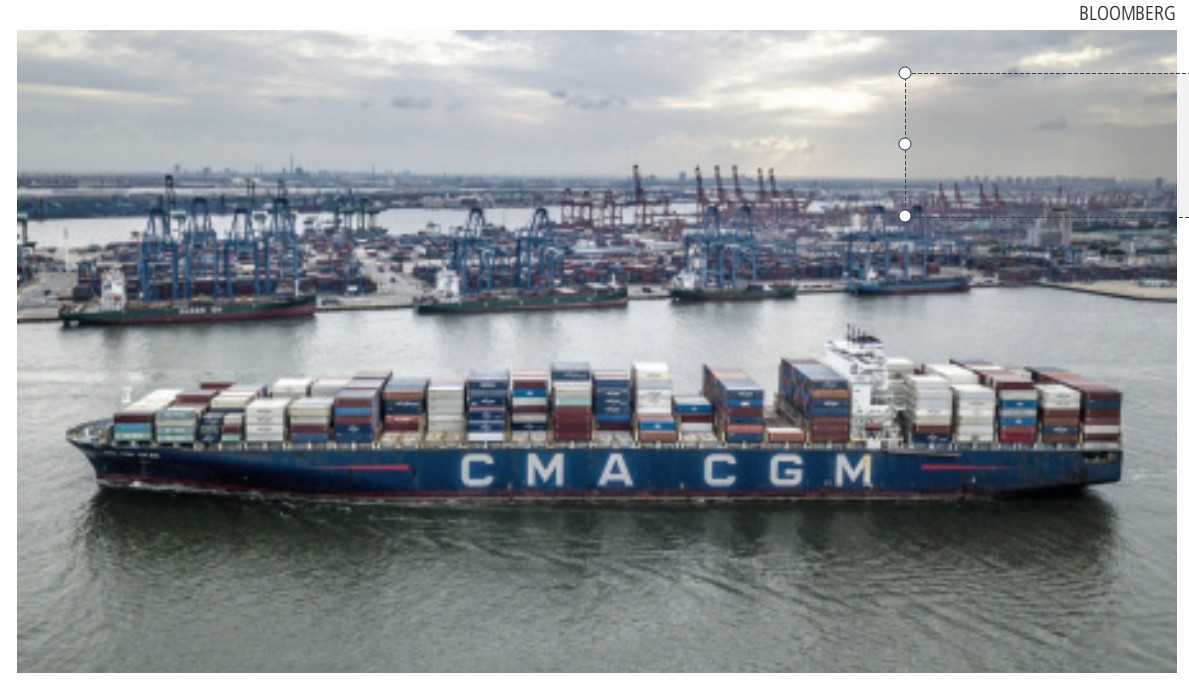 By air and by sea, CMA CGM expands freight business - THE EDGE SINGAPORE