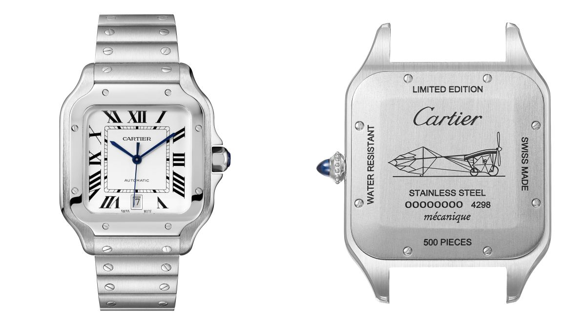 Taking a closer look at the new Santos collection by Cartier  - THE EDGE SINGAPORE