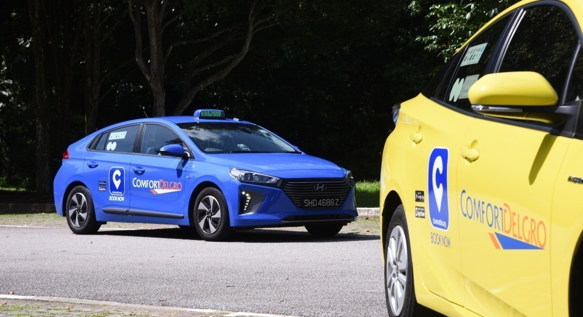 Lazada and ComfortDelGro in partnership to offer taxi bookings on the shopping app - THE EDGE SINGAPORE