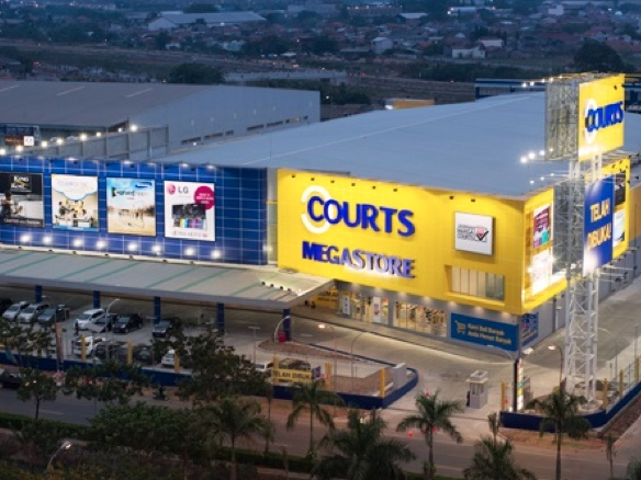 Courts Asia posts 66% lower FY18 earnings of $8 mil on Malaysia headwinds