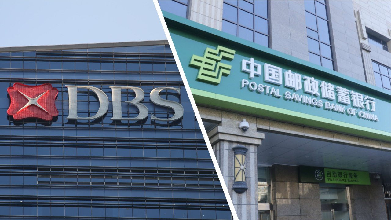 DBS Bank (Hong Kong) partners with Postal Savings Bank of China Co under Wealth Management Connect scheme - THE EDGE SINGAPORE