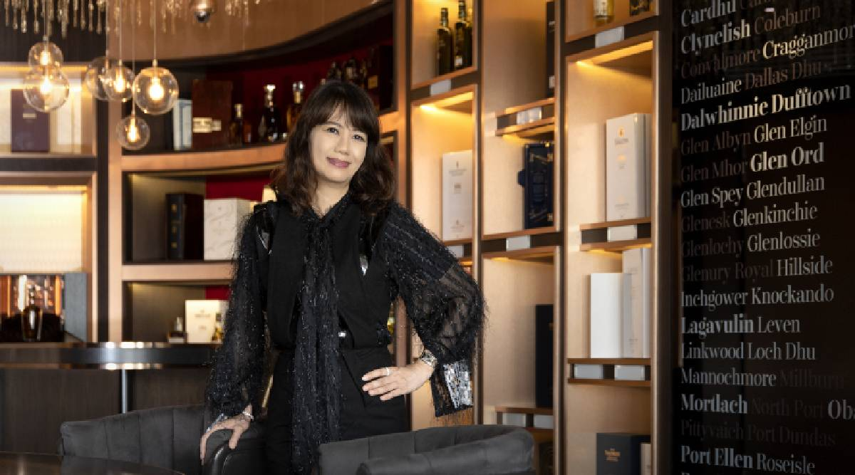 Get to know Diageo Rare & Exceptional general manager Wong Mei Ling