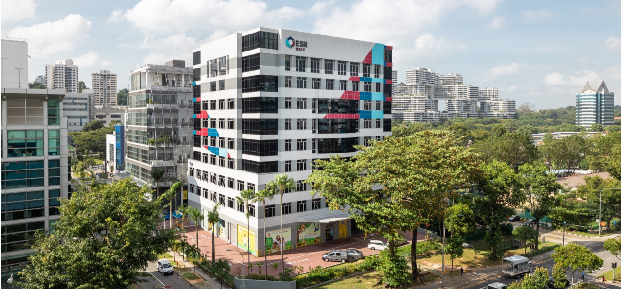 ESR-REIT likely to look overseas for growth following FY2020 DPU decline  - THE EDGE SINGAPORE