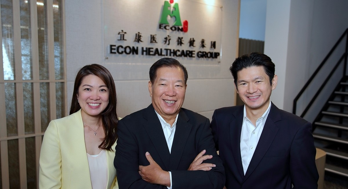 Econ Healthcare IPO is around 4.1 times subscribed, trading to start on April 19 - THE EDGE SINGAPORE