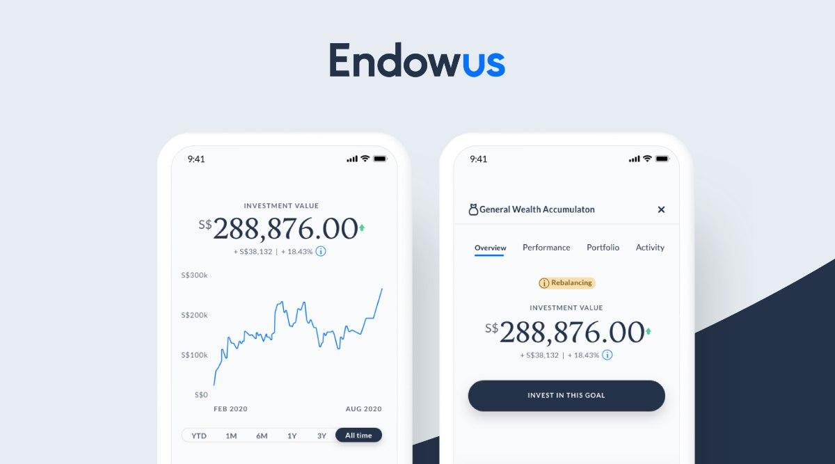 Endowus to launch Asia's first digital multi-asset ESG portfolios for retail investors - THE EDGE SINGAPORE