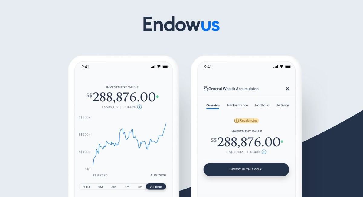 Endowus receives investments from UBS, Samsung and Singtel to elevate retail investing experience - THE EDGE SINGAPORE