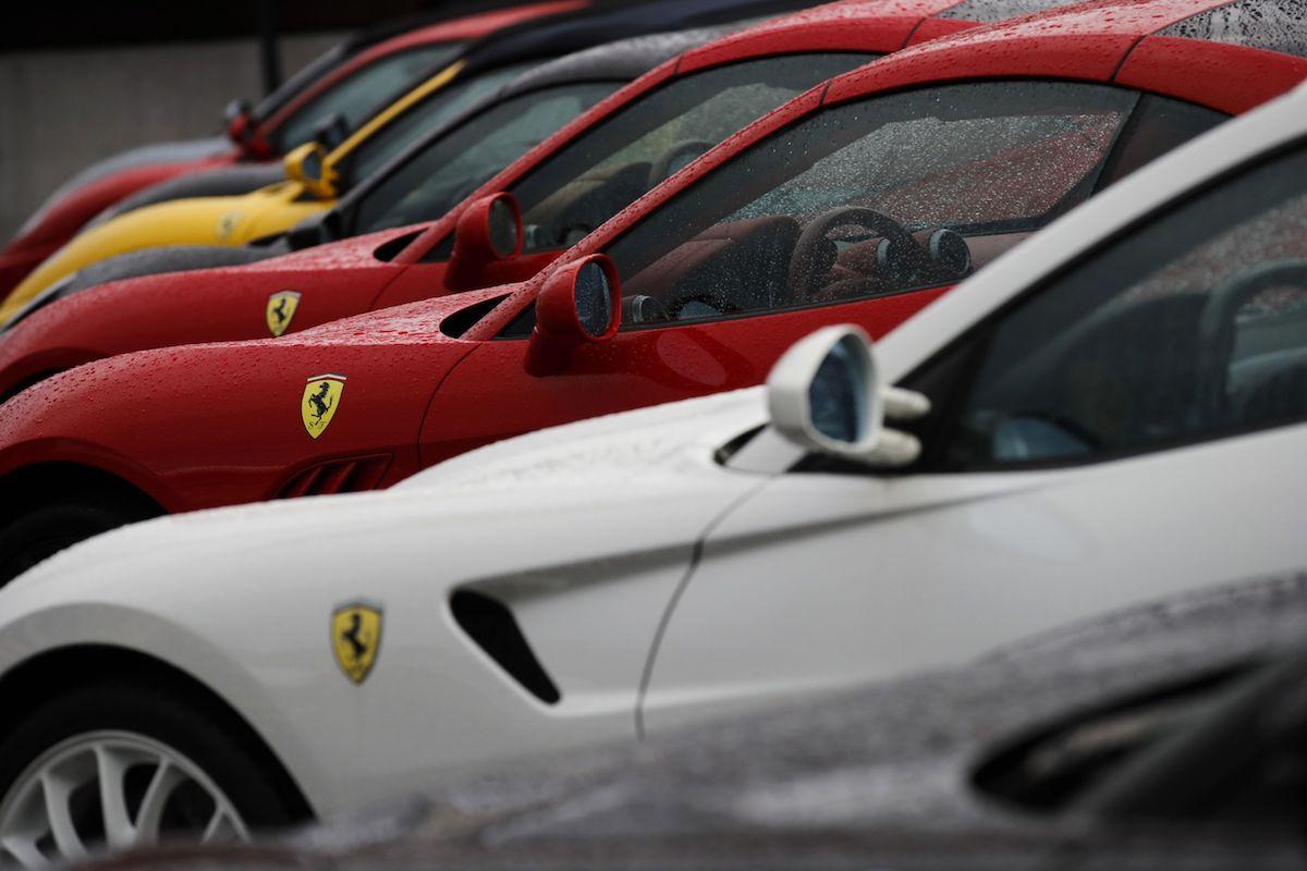 Diamonds, Ferrari and crypto alternatives: Investments in the spotlight
