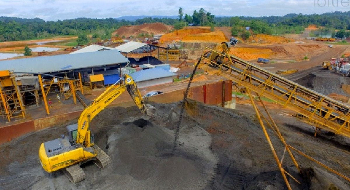 Fortress Minerals reports earnings of US$18.3 mil, record revenue of US$47.7 mil for FY2021 - THE EDGE SINGAPORE