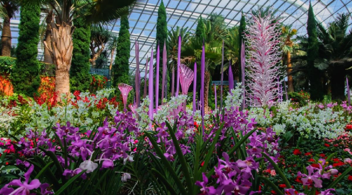 Weekout: Mandarin Oriental, Singapore, Net-A-PorterXCapella Singapore, Gardens by the Bay, Senshi Sushi and Softhaus  - THE EDGE SINGAPORE