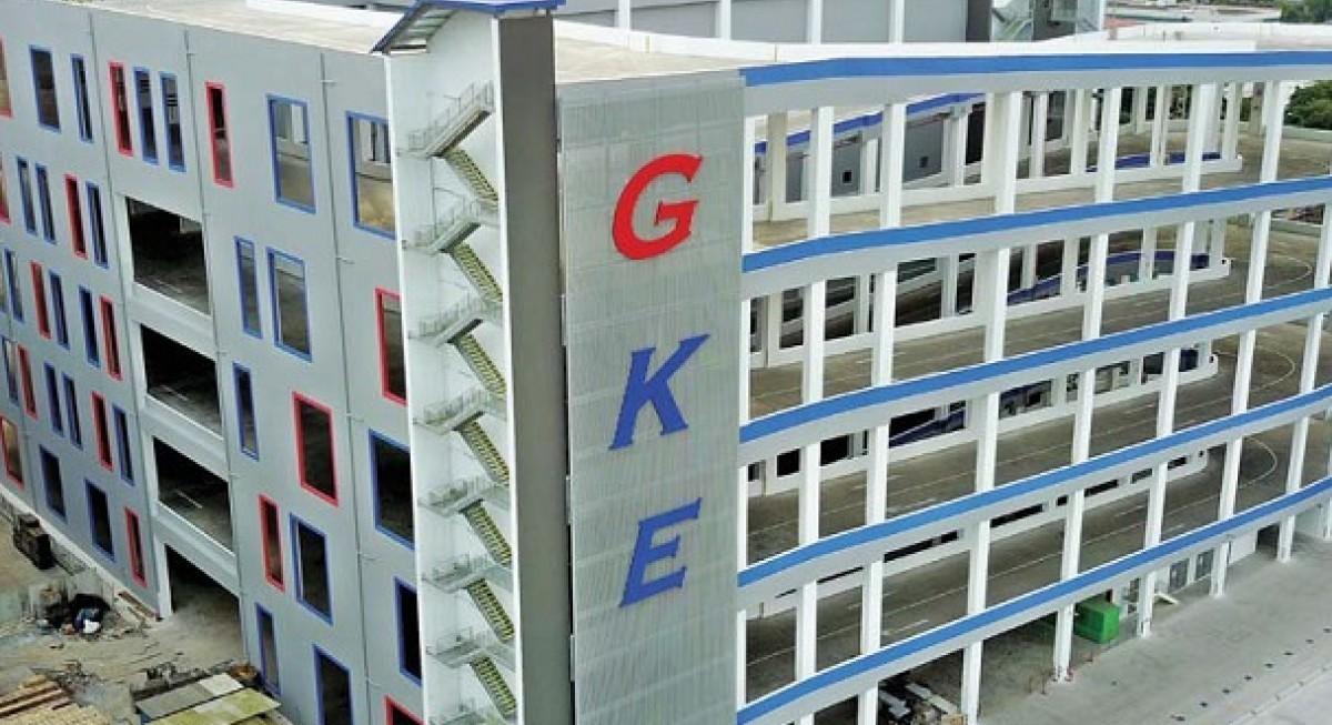 GKE Corporation enters into definitive SPA for sale of 65% interest in Van Der Horst Logistics