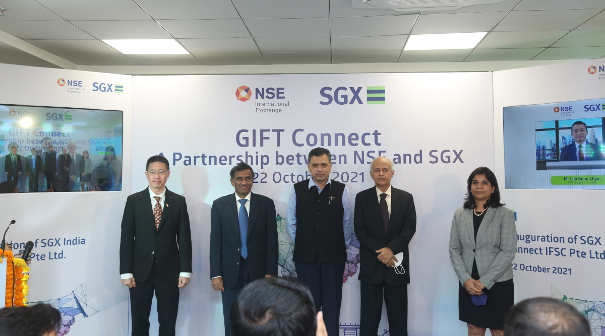 SGX opens IFSC office in India, to provide real time Nifty insights via GIFT Connect - THE EDGE SINGAPORE