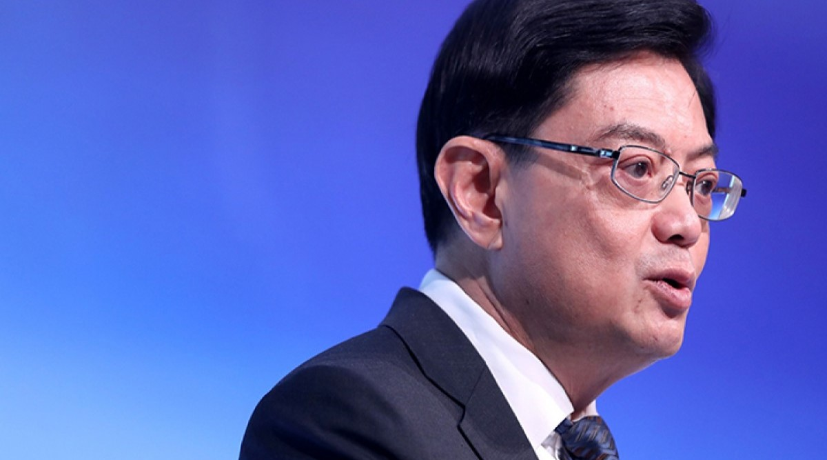 DPM Heng launches world's first financial data exchange at Singapore Fintech Festival - THE EDGE SINGAPORE