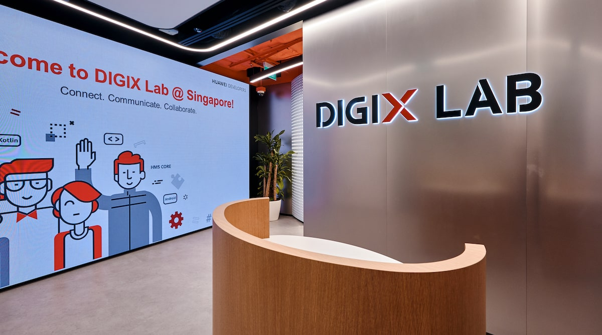 Huawei launches DIGIX Lab in Singapore; first tech hub in APAC to empower app developers - THE EDGE SINGAPORE