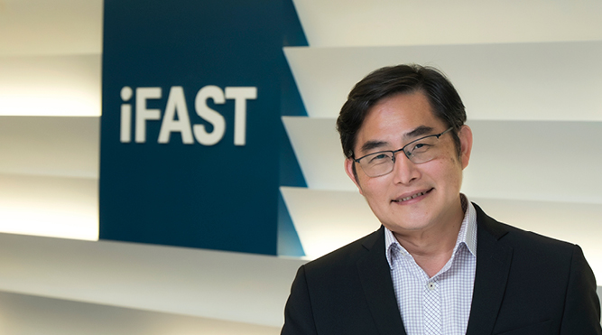iFAST 3Q21 earnings rebounds from previous quarterly dip, outlines Five-Year Plan - THE EDGE SINGAPORE