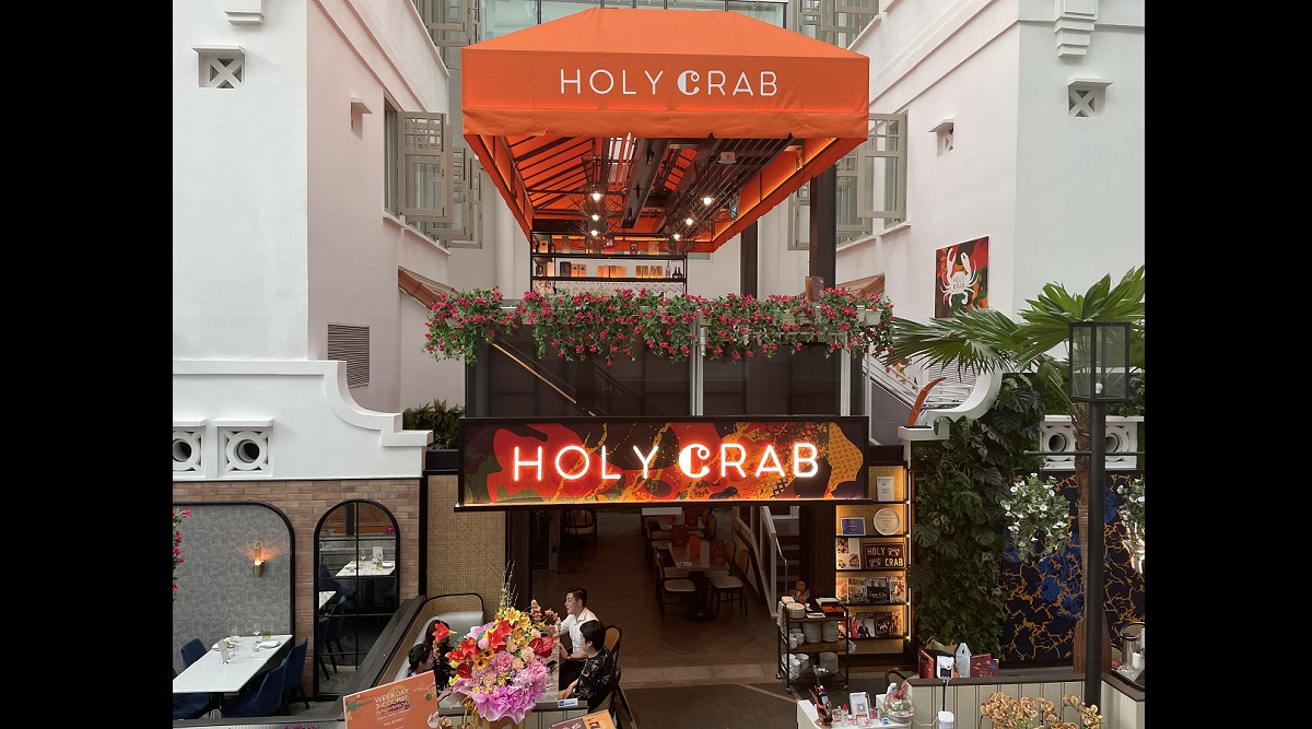 Food review: Crustacean overload at Holy Crab