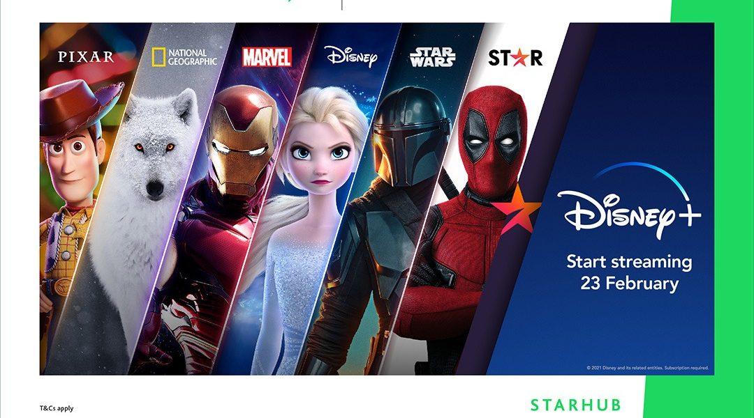 StarHub unveils deals for Disney+ - THE EDGE SINGAPORE