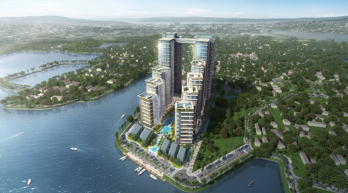 Ascott enters into partnership with Sun Group to manage largest serviced residence integrated development in Vietnam - THE EDGE SINGAPORE