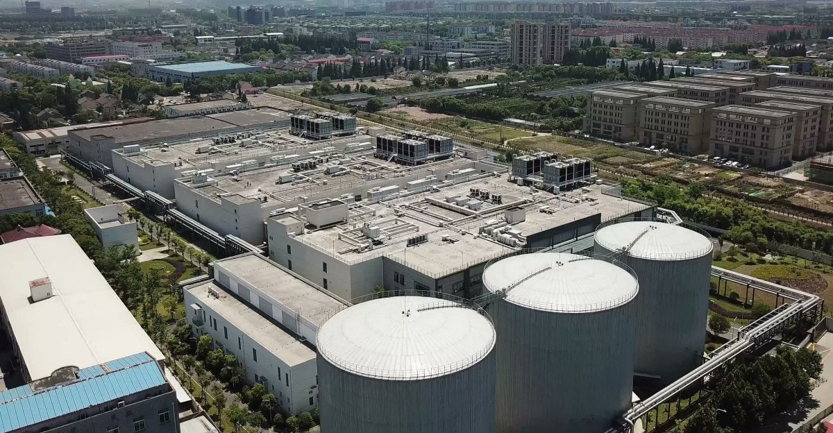 CapitaLand buys hyperscale data centre campus in China for RMB3.7 bil - THE EDGE SINGAPORE