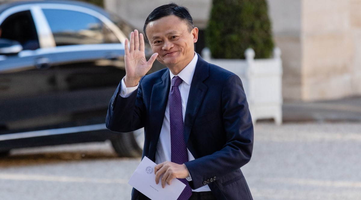 Jack Ma reappears, vowing to spend more time on educational philanthrophy - THE EDGE SINGAPORE