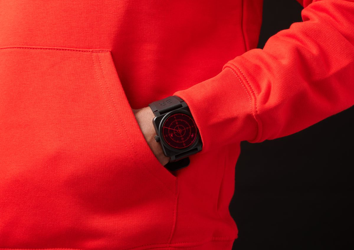 Red Alert: Introducing the new Bell & Ross BR 03-92 Red Radar Ceramic