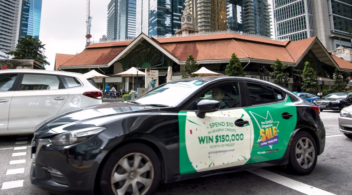 How much is Grab worth as a listed SPAC? - THE EDGE SINGAPORE